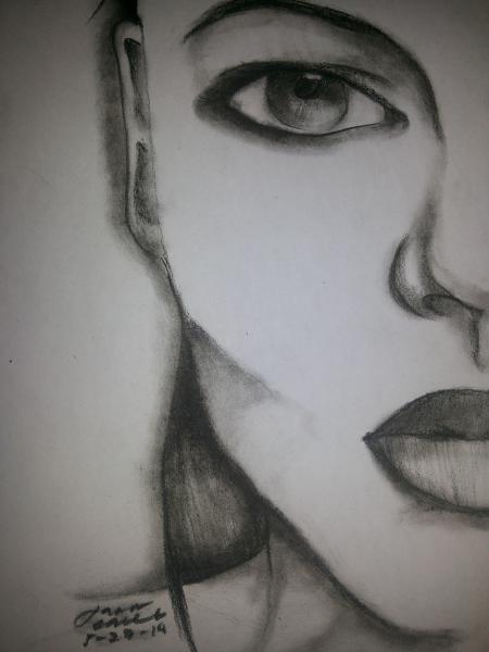 Angelina Jolie by Earl